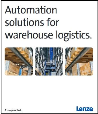 Automation Solutions for Warehouse Logistics