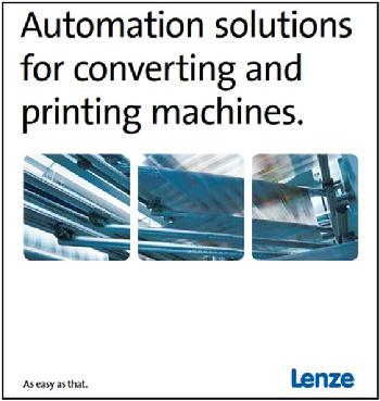 Automation Solutions for Printing & Converting Industry